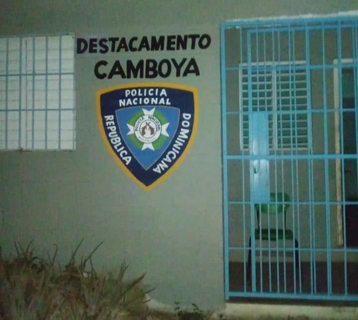 Hijo de exmiembro de la Policía Nacional tirotea destacamento en Barahona