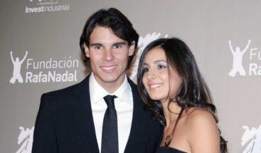 Rafa Nadal y 'Xisca' Perelló se casan