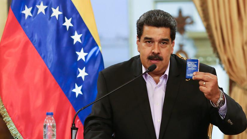 Maduro dice que militares responderán a Trump con