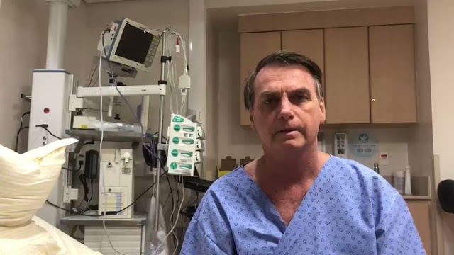 Bolsonaro es sometido a nueva cirugía tras secuelas del atentado