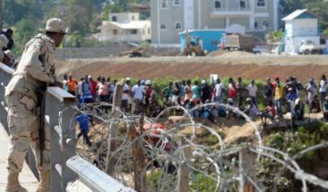Migración deporta 503 nacionales haitianos hacia su país