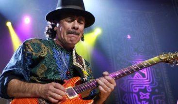 Santana celebrará los aniversarios de Woodstock y
