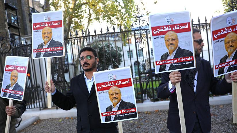 Piden pena de muerte para 5 de los acusados del asesinato de Khashoggi