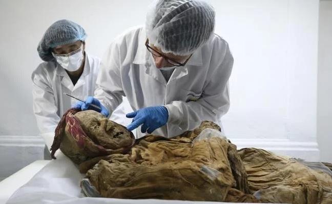 Momia de Ecuador, ¿el eslabón perdido de enfermedad rara en Europa?