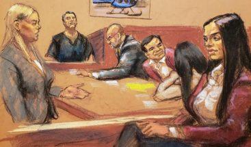 Ultimo testigo cooperante llega a la silla de testigos en juicio al Chapo