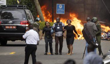 Presidente de Kenia: El ataque en Nairobi deja 14 muertos
