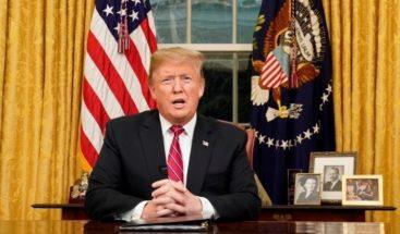 Trump asegura situación en frontera con México es una