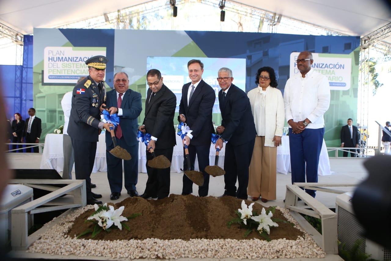 Cárcel de San Luís será construida con una inversión de casi RD$102 MM