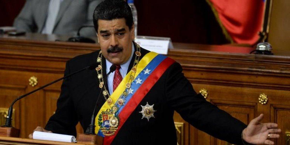 Denuncian a Maduro como usurpador y buscará transición en Venezuela