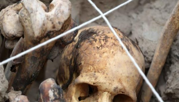 Logran determinar sexo de restos humanos incinerados hace siglos