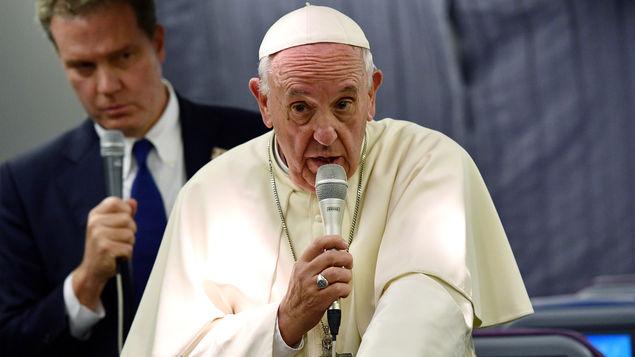 El Vaticano cree no se dan las condiciones para viaje del papa a Irak