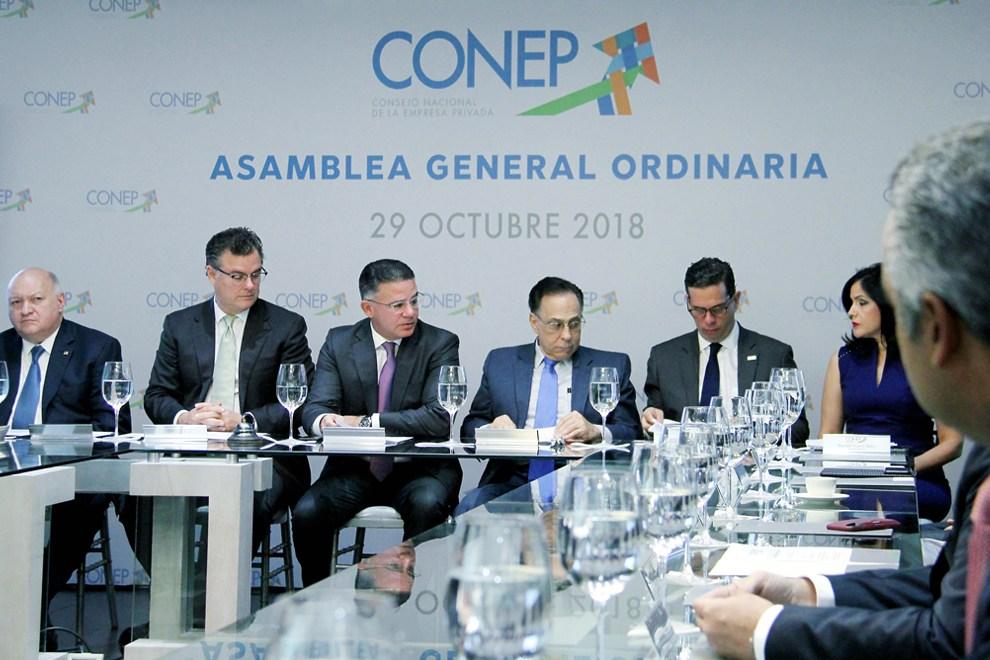 Pedro Brache reelecto presidente Junta Directiva del CONEP