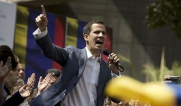Juan Guaidó pretende asumir la presidencia de Venezuela