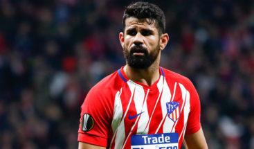 Diego Costa avanza en su recuperación