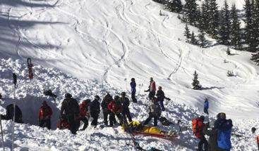Avalancha deja una persona muerta en complejo de esquí en Nuevo México