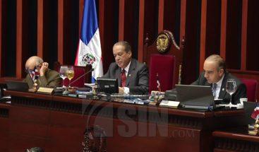 Presidente del Senado dice no convocará sesión en últimos días legislatura