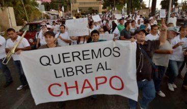 Habitantes de Sinaloa consideran injusta condena de El Chapo