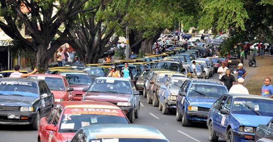 Exigen justicia para chóferes muertos a manos de delincuentes en Santiago