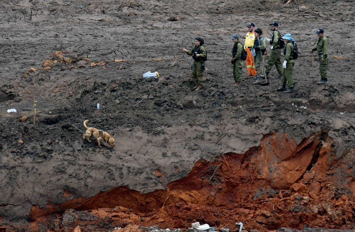 Ocho empleados de la minera Vale son detenidos tras rotura de presa en Brasil
