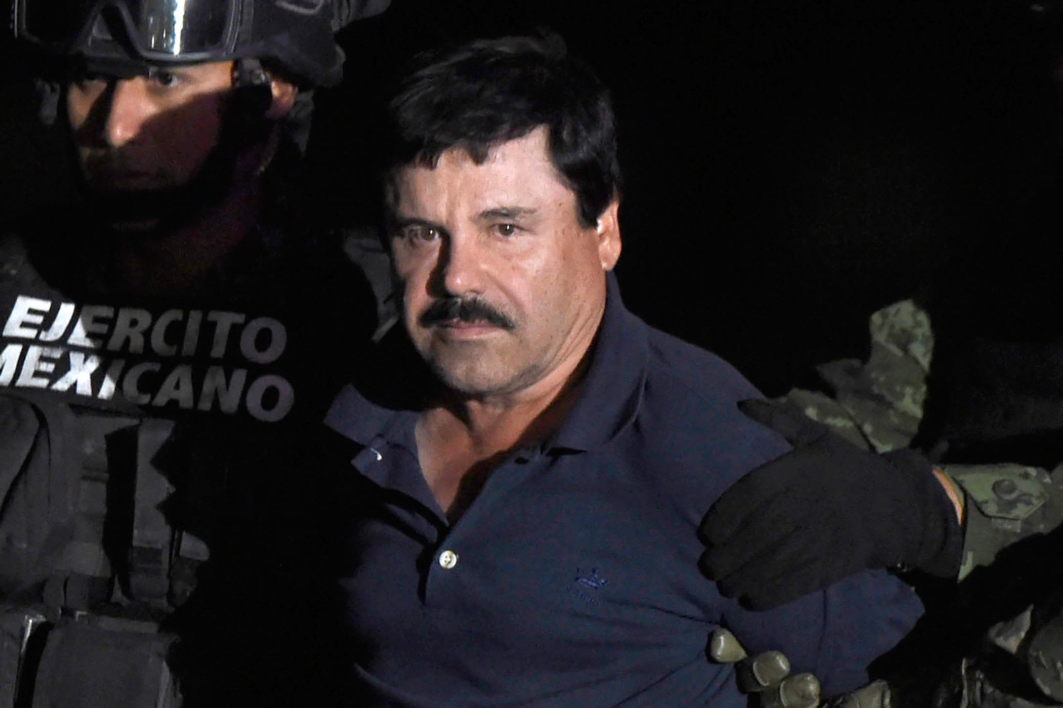 El narcotraficante 'El Chapo' fue declarado culpable en Estados Unidos