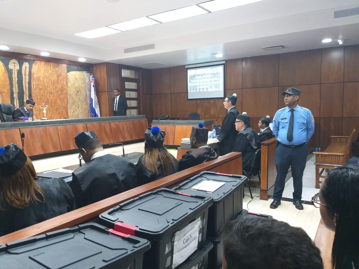 Inicia presentación de la defensa de Andrés Bautista por caso Odebrecht