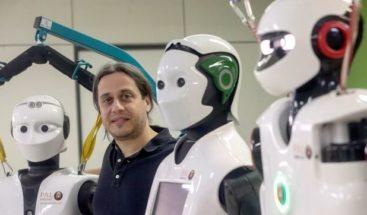 Robots humanoides de servicio estarán en la vida cotidiana la próxima década
