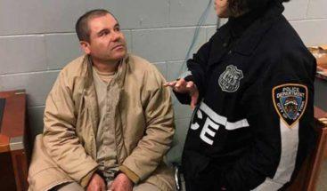 Juez da un mes más al Chapo para solicitar la repetición de su juicio en EEUU