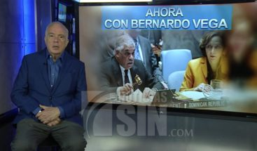 Bernardo Vega dice por qué RD no transmitió sesión del Consejo de la ONU