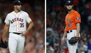 Los Astros están listos para dar extensiones de contrato a Verlander y Cole
