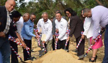 INVI y ASDN dan primer palazo para construcción de 48 apartamentos en Villa Mella