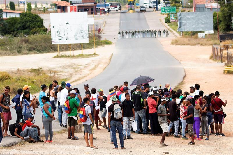 Parlamento denuncia asesinato de 4 personas en frontera venezolana con Brasil