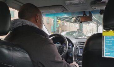 La dura vida de un taxista en Nueva York