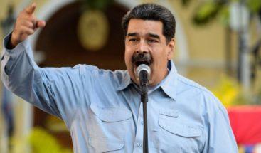 Maduro acusa a Juan Guaidó de ser