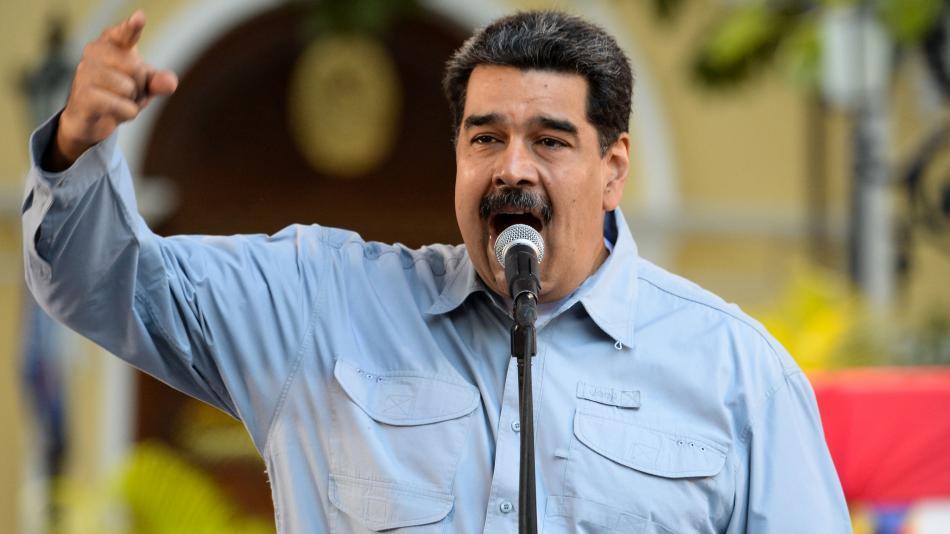 Maduro declara superado el ataque eléctrico que atribuye a Estados Unidos