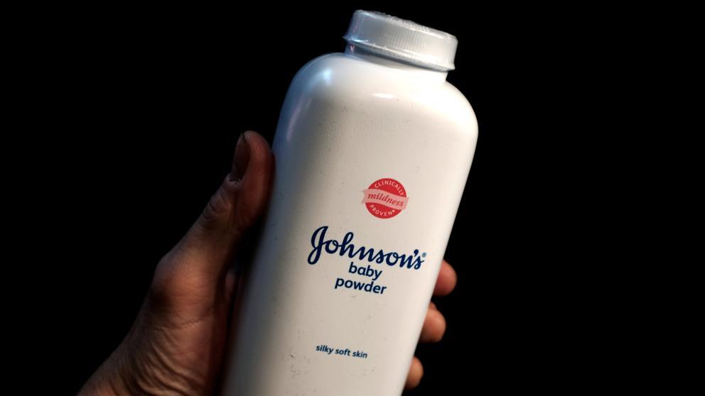 Johnson & Johnson, citado por Justicia de EEUU en relación a polvos de talco