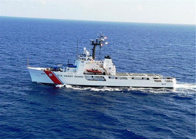 Guardia Costera intercepta a 24 inmigrantes en el Canal de la Mona