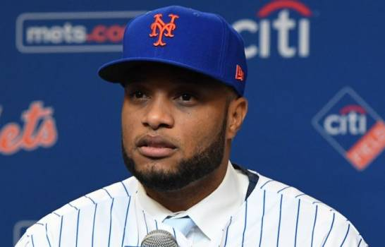Robinson Canó se une a los Mets para retomar entrenamientos
