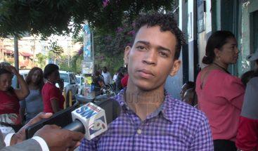 Denuncian rapto de recién nacido de la Maternidad San Lorenzo de Los Mina