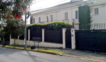 Personal nombrado por Guaidó toma la embajada de Venezuela en Costa Rica