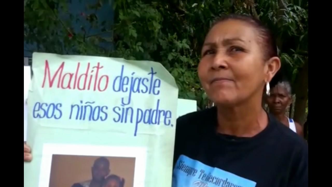 Piden condena contra policía mató hombre en fiestas patronales en Montecristi