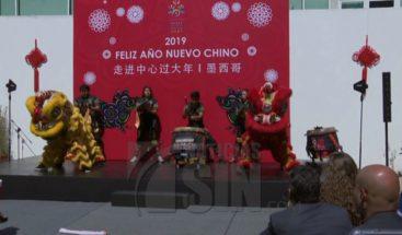 En México celebran año nuevo chino