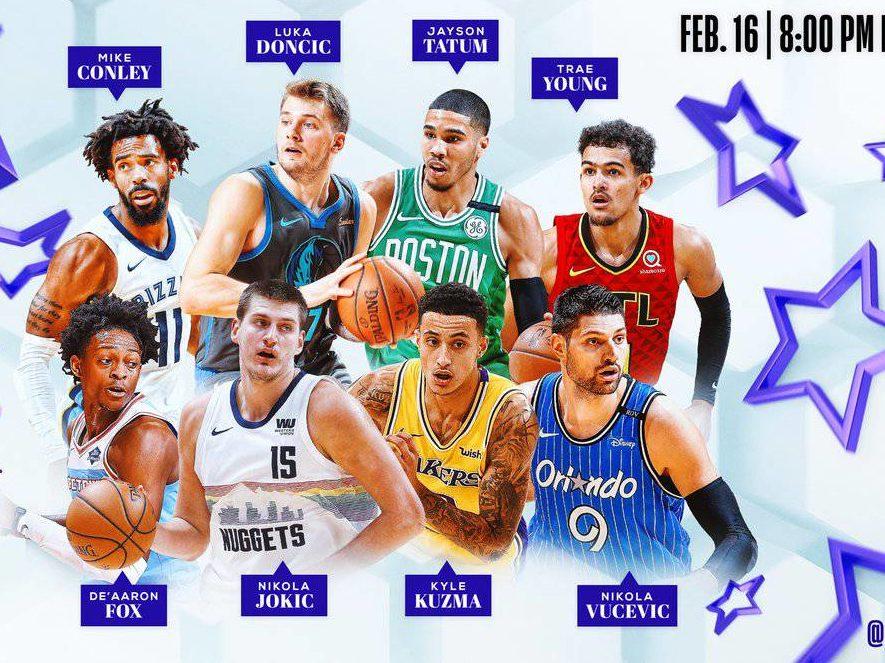 NBA hace oficial los participantes de los concursos del All Star Weekend