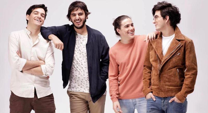 La banda colombiano Morat inicia en San Francisco su primera gira en EEUU