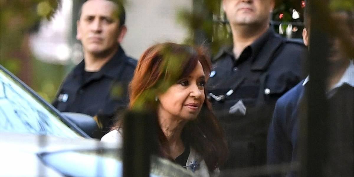Detenido el abogado acusado de pedir sobornos en la causa contra Fernández