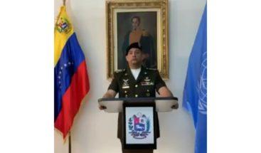 Asesor militar de Venezuela en la ONU reconoce a Guaidó como presidente