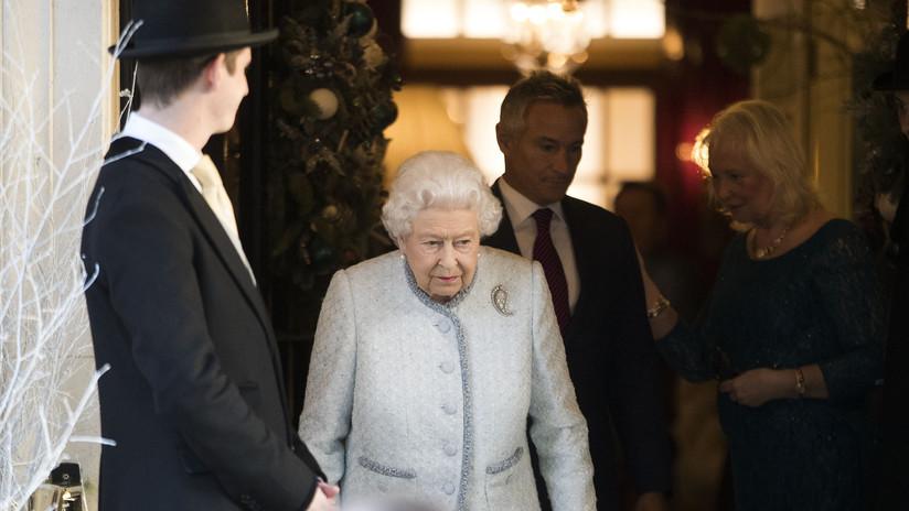 Filtran planes de evacuar reina Isabel II en caso de disturbios por Brexit