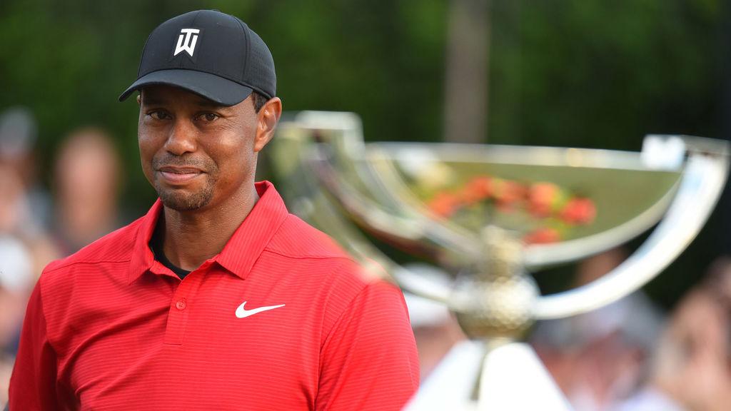 Tiger Woods, el mejor regreso