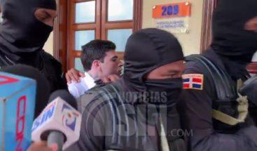Presentan nuevas pruebas contra acusado de causarle la muerte a Andreea Celea