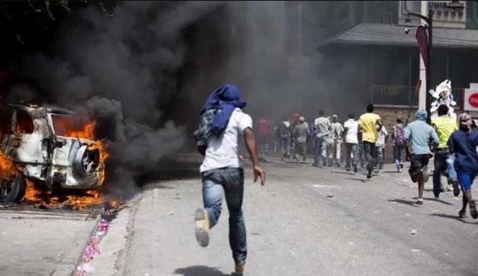 CIDH calcula en 26 muertos y 77 heridos las víctimas por protestas en Haití