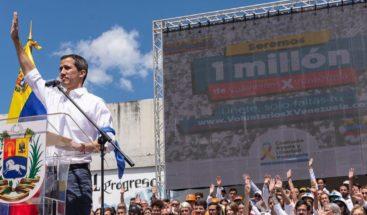 Guaidó advierte que hará